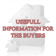 USEFULL INFORMATION FOR THE BUYERS