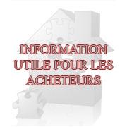 INFORMATION UTILE POUR LES ACHETEURS